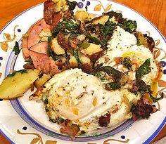 What's Cookin' Italian Style Cuisine: Utica Style Breakfast Recipe