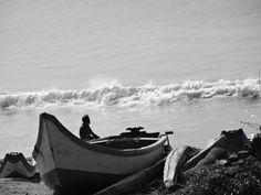 World full of black and white......