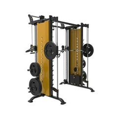 Smith Machine With Cable Crossover for Sale, Buy Cable Crossover Smith Machine Online Cable Crossover Machine, Cable Machine, Commercial Gym Equipment, No Equipment Workout, Fitness Equipment, Hammer Strength Power Rack, Lat Pulldown Machine, Human Body Muscles, Cable Row