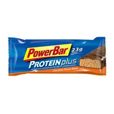 Power Bar Powerbar Protein Plus Bar Chocolate Peanut Butter 12 bars... ❤ liked on Polyvore featuring food and food and drink
