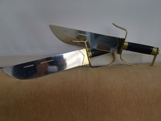 """My new """"butterfly"""" knives are handcrafted entirely in dural aluminum and excellent quality. Butterfly Swords, Butterfly Knife, Wing Chun, Kung Fu, Wings, Feathers, Feather, Ali"""