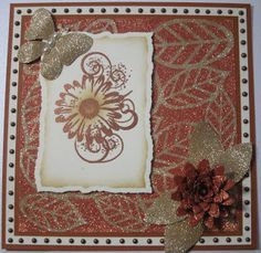 Inky Finger Zone Daisy, Finger, Polish, Glitter, Display, Silk, Frame, Creative, Cards