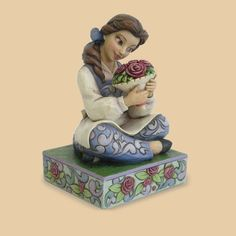 Beautiful Belle-Belle Personality Pose Figurine
