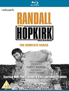 Randall And Hopkirk (Deceased) Starring Kenneth Cope & Mike Pratt Kenneth Cope, London To Scotland, House On Haunted Hill, Foul Play, Never Trust, Death Star, Dead Man, In Loving Memory, Classic Tv