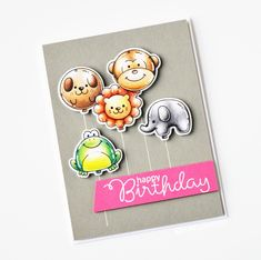 Clearance Sale: was now Mini clear stamp set comprising 13 separate stamps. Inspiration for this set can be found here. Clear Stamps, Christmas Fun, Party Time, Script, Giraffe, New Baby Products, Balloons, Scrapbooking, Paper Crafts