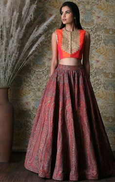 Skirt Outfits Indian Colour 37 Ideas Rock Outfits Indian Color 37 Ideen – – This. India Fashion, Ethnic Fashion, Asian Fashion, Indian Look, Indian Ethnic Wear, Pakistani Outfits, Indian Outfits, Anarkali, Lehenga Choli