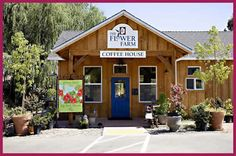The Flower Farm Nursery in Loomis, CA