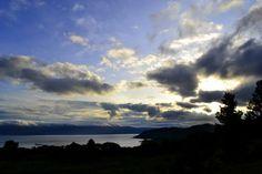Lake Toba.