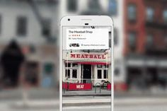 Google A Restaurant Just By Pointing Your Phone Camera At It https://www.psfk.com/2017/05/google-a-restaurant-just-by-pointing-your-phone-camera-at-it.html?utm_campaign=crowdfire&utm_content=crowdfire&utm_medium=social&utm_source=pinterest