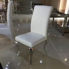 Found it at Wayfair.co.uk - Como Upholstered Dining Chair