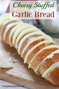 #ad Incredibly easy, cheesy french bread! @sargentocheese