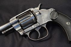 Colt New Police .32 Long (1906)
