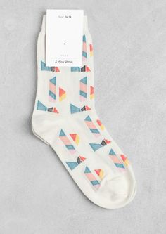 & Other Stories | Alyson Fox cotton socks