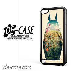 My Neighbour Totoro DEAL-7554 Apple Phonecase Cover For Ipod Touch 5