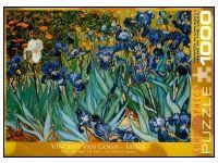 Eurographics: Van Gogh - Irises (1000)