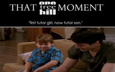 One Tree Hill. OTH. Nathan Scott. James Lafferty. James Lucas Scott. Jackson Brundage. Jamie. That One Tree Hill Moment.