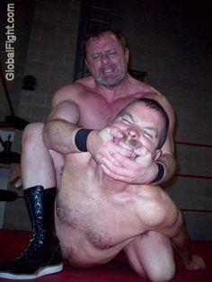 studs wrestling backyard