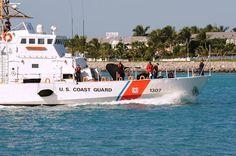 Comunicado oficial de la Guardia Costera sobre el fin de la política pies secos pies mojados