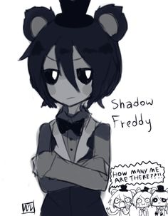 Dude! There's the same amount  Bonnie's as Freddy's  Bonnie Toy Bonnie Shadow Bonnie Springtrap ( Spring Bonnie )
