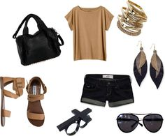 casual summer :], created by aidens-mommy on Polyvore