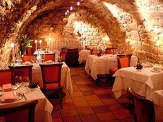 Mesmerizing French restaurant.