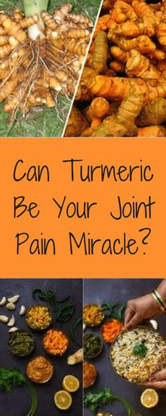 Joint pain is an unpleasant sensation that hurts or makes you feel uncomfortable. While everyone's tolerance for pain varies, joint pain relief is a must. Turmeric For Inflammation, Natural Cures, Pain Relief, Benefit, The Cure, Wellness, Weight Loss, Health, Fitness