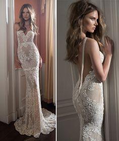 Vestido de Noiva | Wedding dress Confira 50 Vestidos de Noiva Incríveis: http://manuluize.com/50-vestidos-de-noiva/