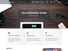 Square is a flexible theme has many features compatible with any browers and devices, fully mobile friendly, loaded with lots of another features. The theme suitable for many type of...