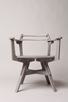 Stack Armchair by Konstantin Achkov. All parts are CNC cut, flat packed, and assembled without any glue, screws, or other fixings. Design Furniture, Plywood Furniture, Chair Design, Diy Furniture, Modern Furniture, Plywood Floors, Furniture Online, Furniture Stores, Luxury Furniture