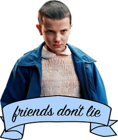 """""""eleven // stranger things"""" Stickers by veraperi   Redbubble"""