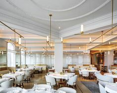 Jean-Georges by Neri & Hu Design and Research Office.Photography by Pedro Pegenaute.