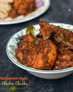 Restaurant style chicken chukka