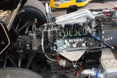 Lotus 98T Renault (Chassis 98T - 3 - 2012 Goodwood Festival of Speed) High Resolution Image