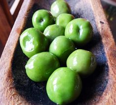 Olives Nocellara Del Belice - the best olives EVER