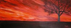 SunSet Embrace Painting by: Tracy Jo