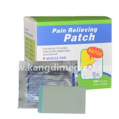 Kangdi pain relieving patch manufacturer,you can customized.