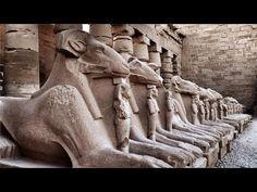 Karnak y Luxor, la busqueda de la perfección - Documental -