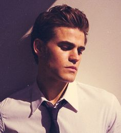 Paul Wesley Following several boards of only him. Just gives me random smiles. and heart attacks.