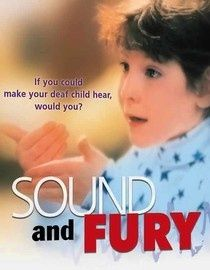 """Sound and Fury Josh Aronson's documentary takes an unexpected approach to the """"medical miracle"""" film by examining the political and emotional turmoil that erupts between brothers over the cochlear implant that might allow their deaf children to hear. Deaf Movies, Good Movies, Asl Sign Language, American Sign Language, Libras Videos, Deaf Children, Children Movies, Deaf People, Deaf Culture"""
