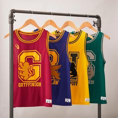 Rep your house pride   Harry Potter House Jersey