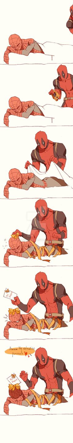 spideypool209 by LKiKAi