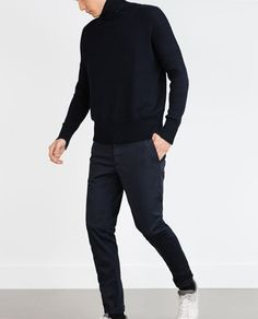 CHINOS-Chinos-Trousers-MAN | ZARA Hungary