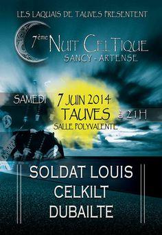 7ème Nuit Celtique, Tauves (63690), Auvergne