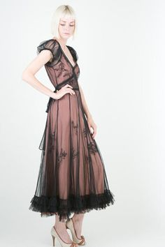 Sale! 60% Off! Nataya Black Ballerina Dress 40193