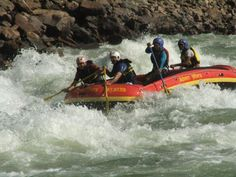 #Rafting Expedition on the #Kali    The #Kali #River originates from the Greater #Himalayas at #Kalapaani at an altitude of 3600 m, in the #Pithoragarh District of #Uttarakhand, #India. @Getupandgotours  Via: http://www.getupandgo.in/white-water-rafting-camping/