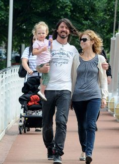 dave grohl current wife Jordyn Blum
