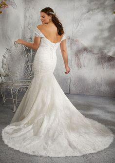 1e40ebfd384 morilee 2018 julietta bridal off the shoulder sweetheart neckline wrap over  ruched bodice classic romantic mermaid wedding dress plus size Mia whatsapp  ...