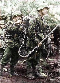 Waffen SS Normandy.
