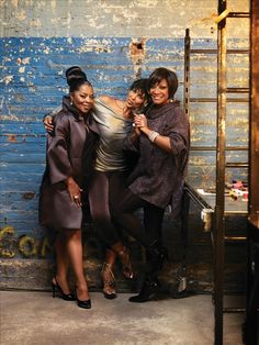 LaBelle - Sarah Dash, Nona Hendrix & Patti Labelle- all in their late 60's!! Beautiful!