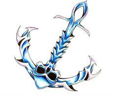Anchor Tattoo Design Tattoo Art